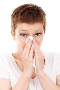 humidifier helps illness