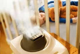 how a humidifer improve your baby sleep