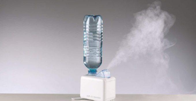 Air-O-Swiss AOS 7146 Travel Ultrasonic Humidifier - Cool Mist