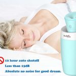 PrettyCare Ultrasonic Cool Mist Humidifier