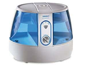 Vicks UV 99.999% Germ Free Humidifier reviews