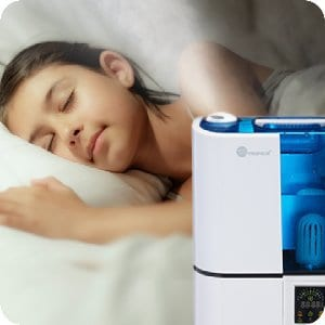 TaoTronics Ultrasonic Humidifier Cool Mist review