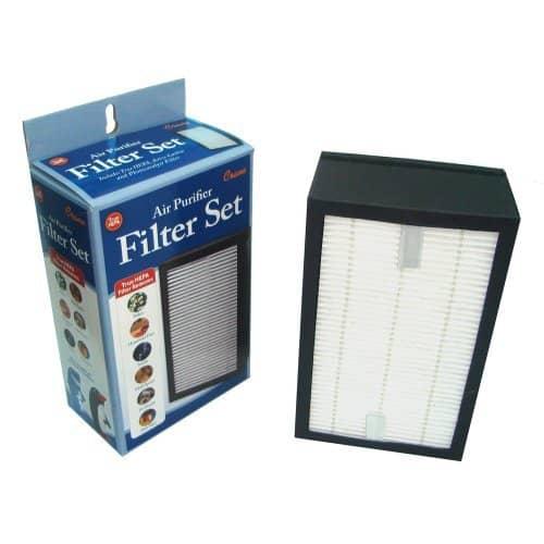 Air Purifier Filter types
