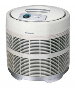 Honeywell 50250-S True HEPA Air Purifier, 390 sq ft reviews