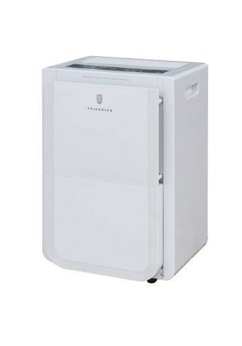 Friedrich D70BP 70 Pint Dehumidifier with Pump