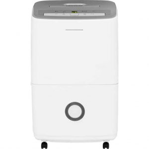 Frigidaire FFAD5033R1 Energy Star 50 pint Dehumidifier with Effortless Humidity Control