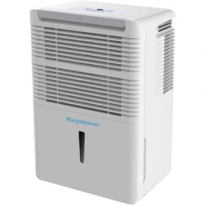 Keystone Dehumidifier, KSTAD50B, 50-pint review