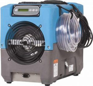 Dri-Eaz Crawl Space Dehumidifier, Revolution LGR, F413