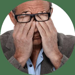 how low humidity Eye irritation