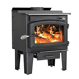 Hi-Flame FF-905 Shetland Wood Stove, Black Review