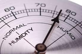 High humidity