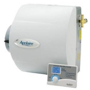Aprilaire 400 Humidifier – Whole House w/ Auto Digital Control, 0.7 Gallons/hr