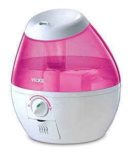 Vicks VUL520P Mini Filter Free Cool Mist Humidifier Reviews