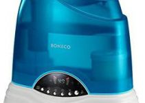 BONECO Warm or Cool Mist Ultrasonic Humidifier 7135 Review