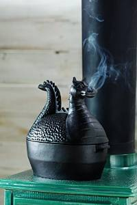 Dragon Woodstove Steamer