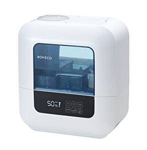BONECO Warm or Cool Mist Ultrasonic Humidifier U700 Review