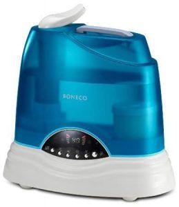 BONECO Warm or Cool Mist Ultrasonic Humidifier 7135 Review