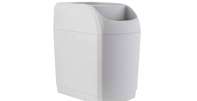 AIRCARE 826000 Space-Saver Evaporative Humidifier Review